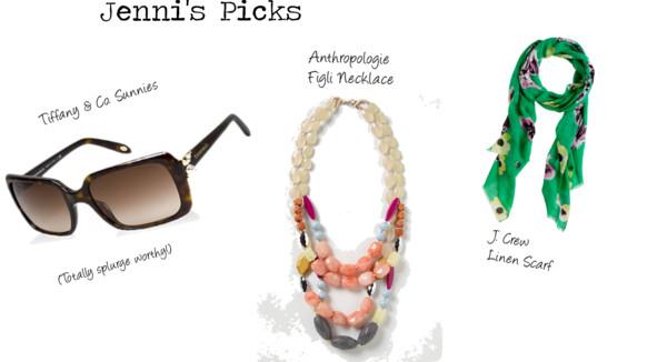 Jenni's Picks
