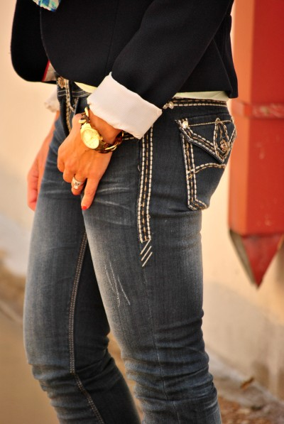Rose Royce Jeans Side