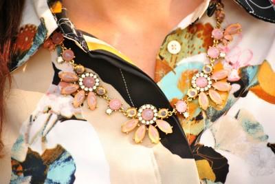 Bijoux Box Floral Necklace