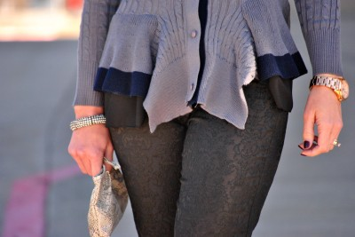 Peplum-Sweater-brocade-pants