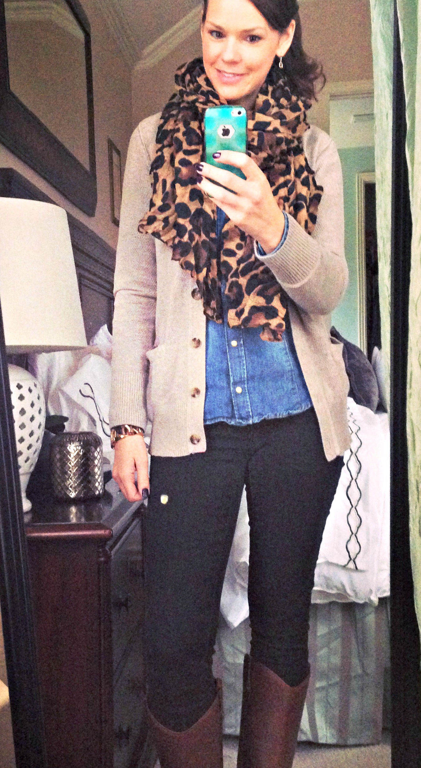 casual chic outfit basics  the boyfriend cardigan  get