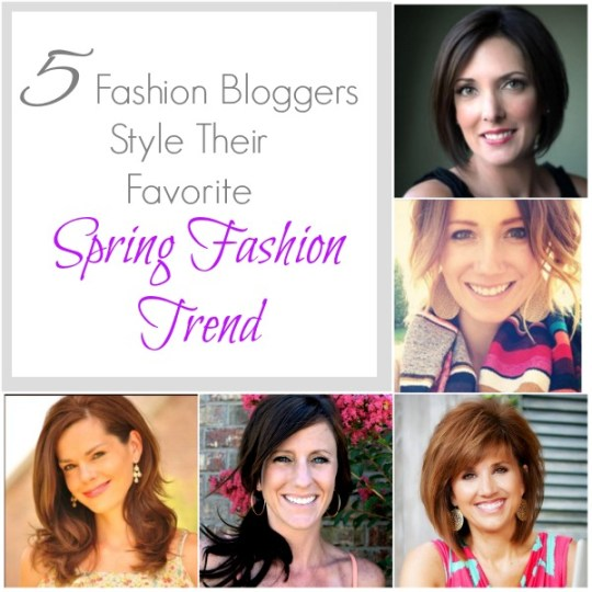 Spring Fashion Collab