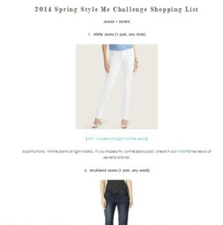 spring-shopping-list-page