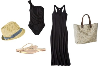 Summer Vacation Outfit 3