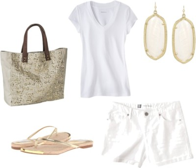 Summer Vacation Outfit 5