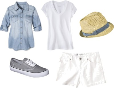 Summer Vacation Outfit 6