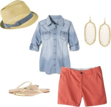 Summer Vacation Outfit 9