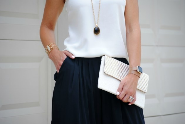black-culottes-white-top-outfit