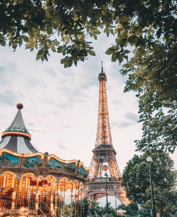 Italy & Paris Gypsealust