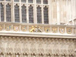 Detaills! Westminster Abbey.