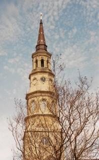St. Phillip's Steeple - Charleston, SC