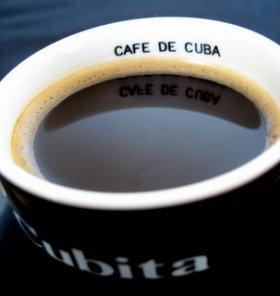 Cafe de Cuba - Cubita. Copyright © Gypsy Café
