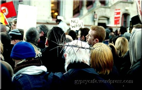 Special Guest, Dame Street, Dublin, 2003