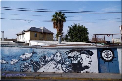 Santiago Street Art (2), Chile, June 2015