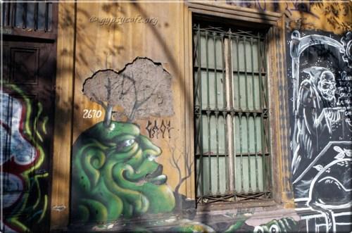 Santiago Street Art (6), Chile, June 2015