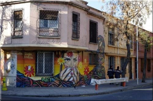 Santiago Street Art (9), Chile, June 2015