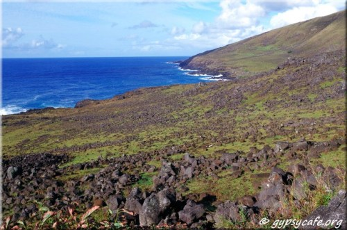 Long Way From Home - Hiking the Isolated North Coast of Rapa Nui