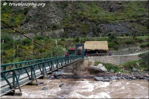 Inca Trail View 2