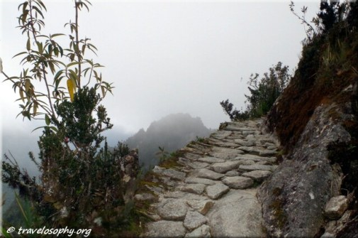 Inca Trail View 20