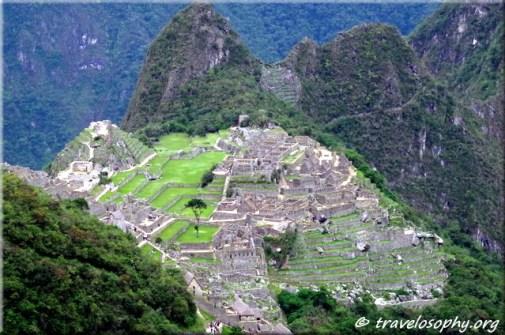 Inca Trail View 33