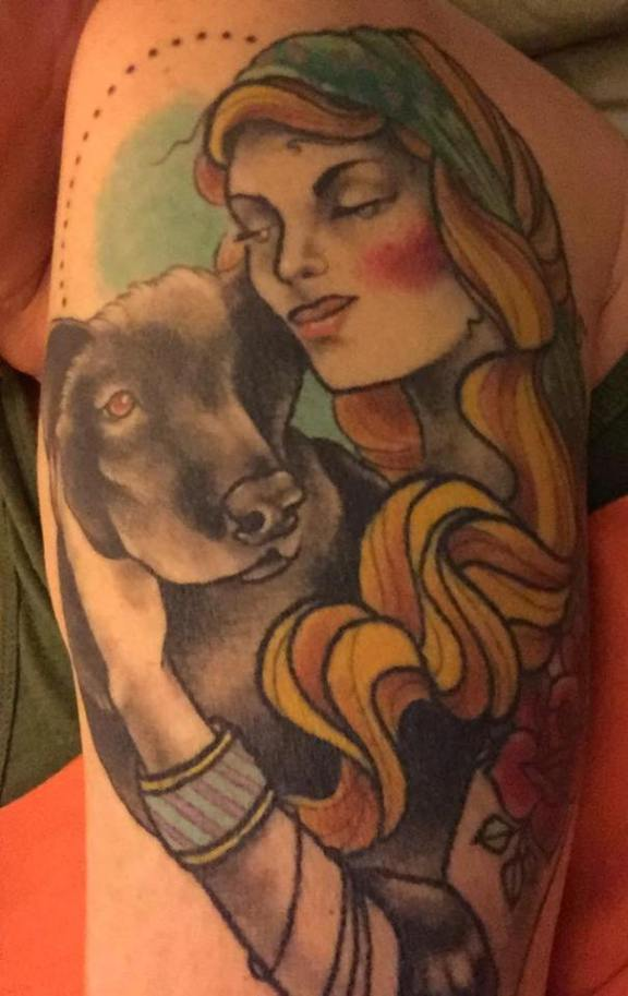 GypsyCanine Tattoo