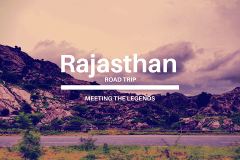 Rajasthan Tour | India Road Trip in Monsoons