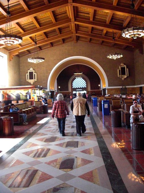Union Station, Los Angeles CA