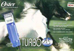 Oster Turbo A5 Clipper Box