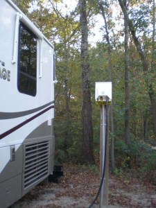 Neuseway Park electrical hookup web