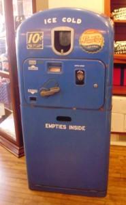 Pepsi machine web