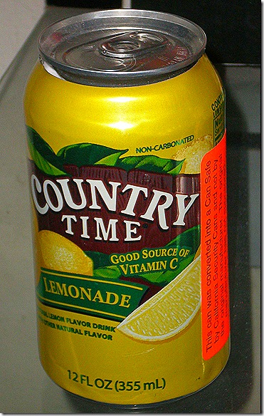 Country Time safe
