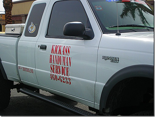 Kickass Handyman