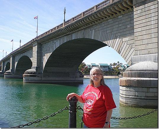 Terry London Bridge