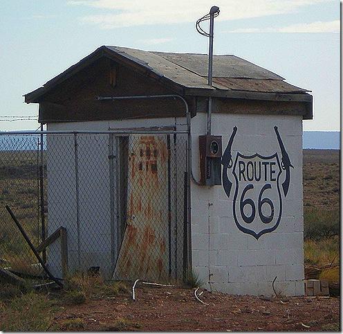 Two Guns Route 66