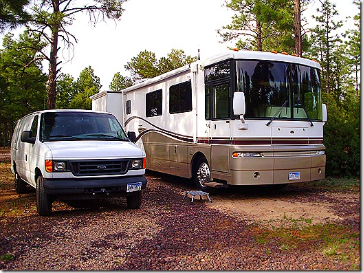 Show Low Elks campground 2