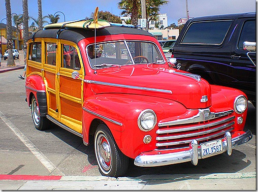1947 Woody