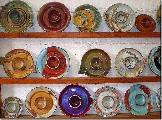 Harmony platters