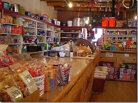 Hubbell Trading Post store