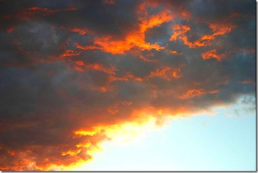 Colorado sunset 3