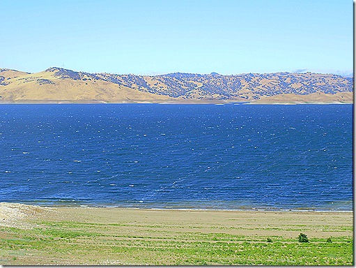 San Luis Reservoir California 5
