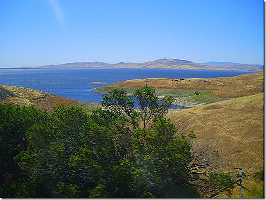 San Luis Reservoir California