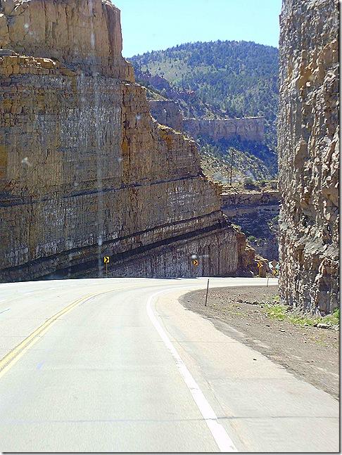 US 6 Utah price canyon gap