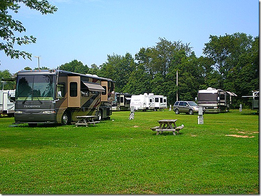Elkhart Campground new sites 2