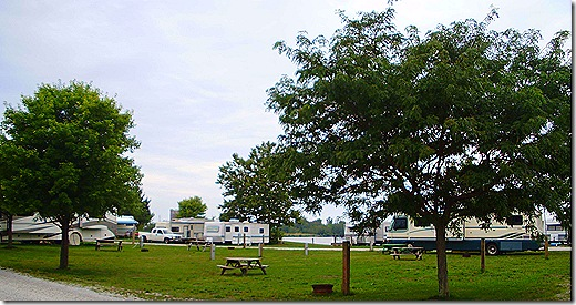 Fisherman's Landing RV park 2