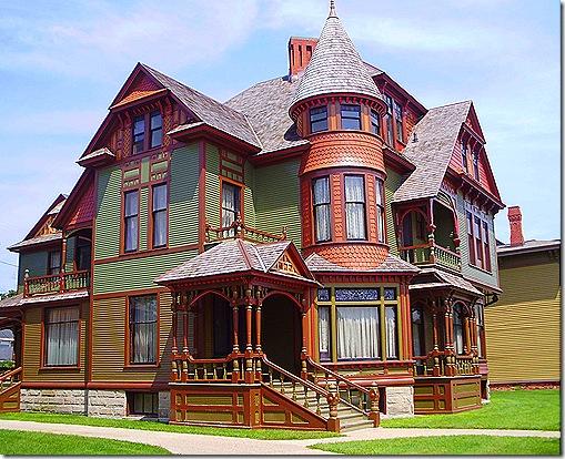 Hume house