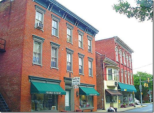 Manheim old buildings