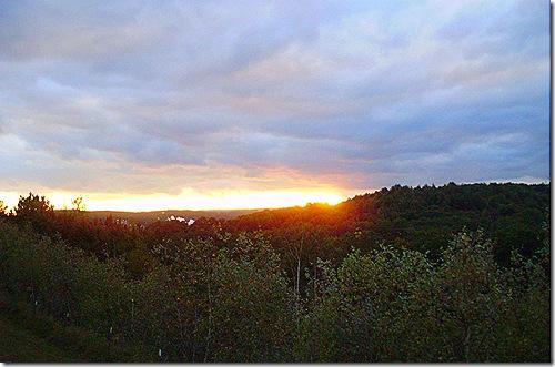 Pennsylvania sunset 2