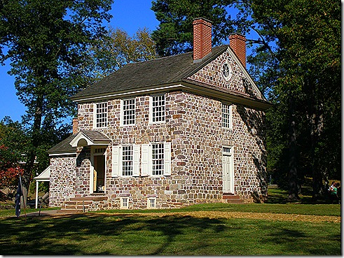 Washingtons quarters 2