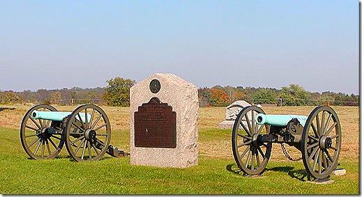 gettysburg cannons 2