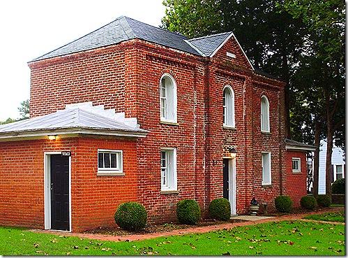Gloucester brick house